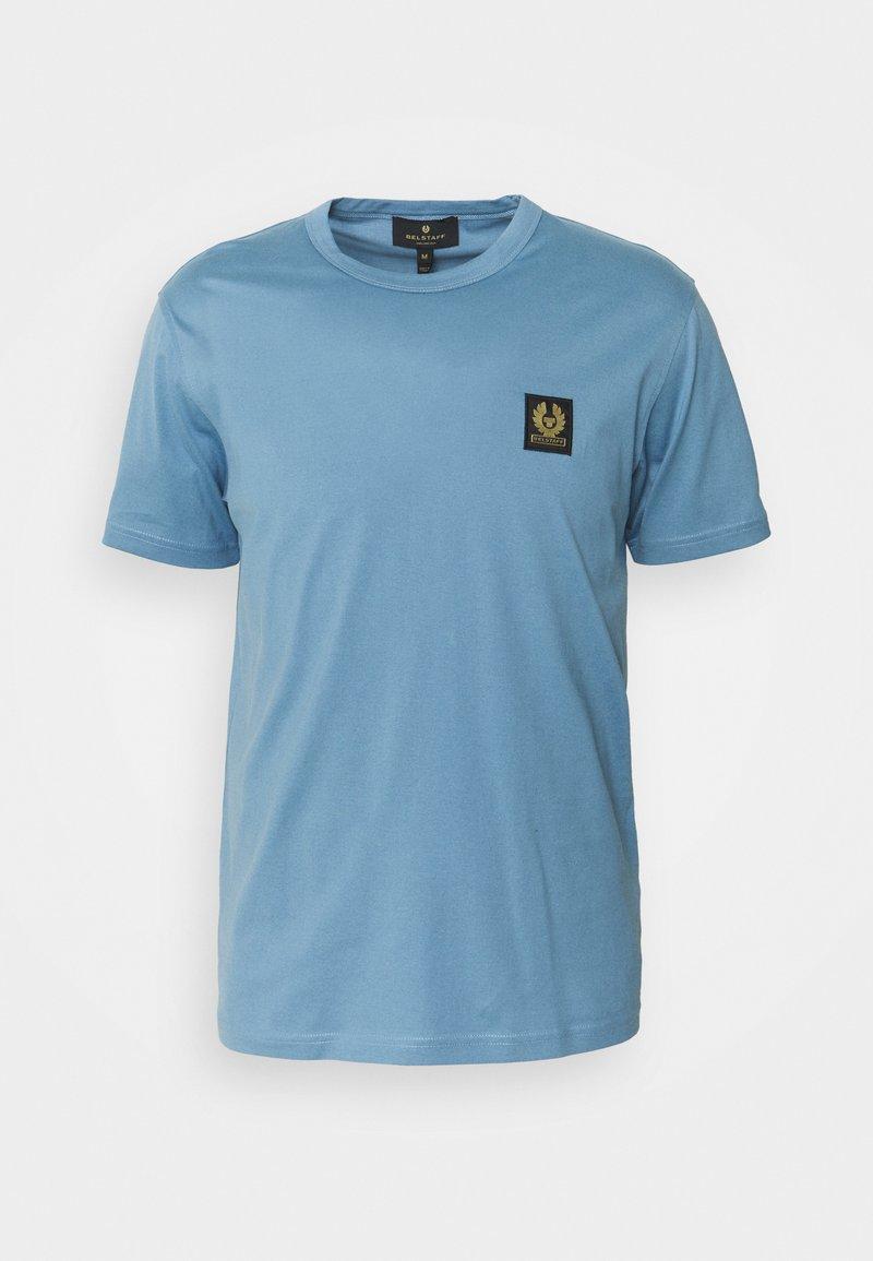 Belstaff - SHORT SLEEVED - T-shirt basic - airforce blue