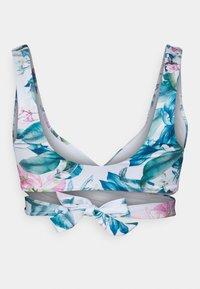 DORINA - PARADISE COVE - Bikini top - blue - 1