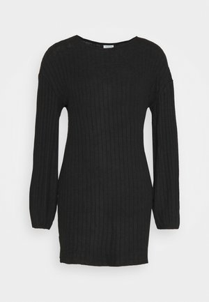 JDYDITTE MELISA SHORT DRESS  - Jumper dress - black
