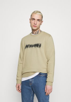 JOREDGE CREW NECK - Felpa - crockery