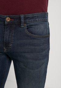 Paddock's - DEANVINTAGE - Slim fit jeans - dark stone blue - 3