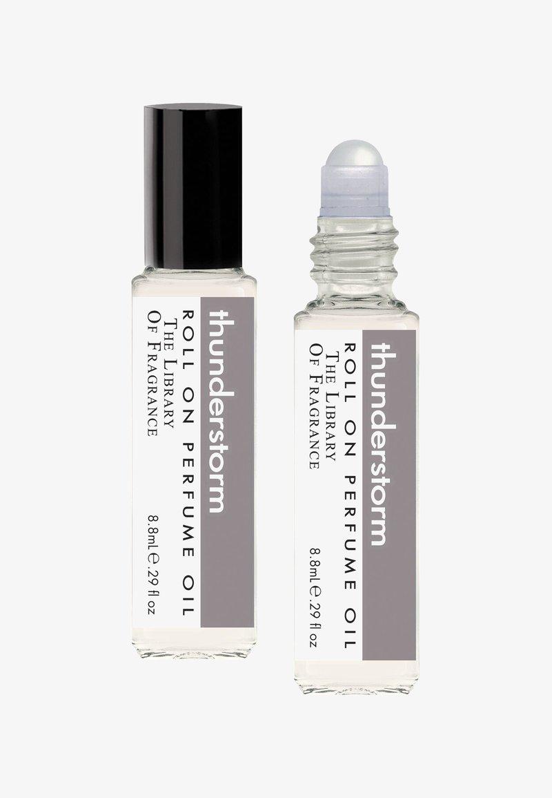 The Library of Fragrance - ROLL ON PERFUME  - Eau de Parfum - thunderstorm