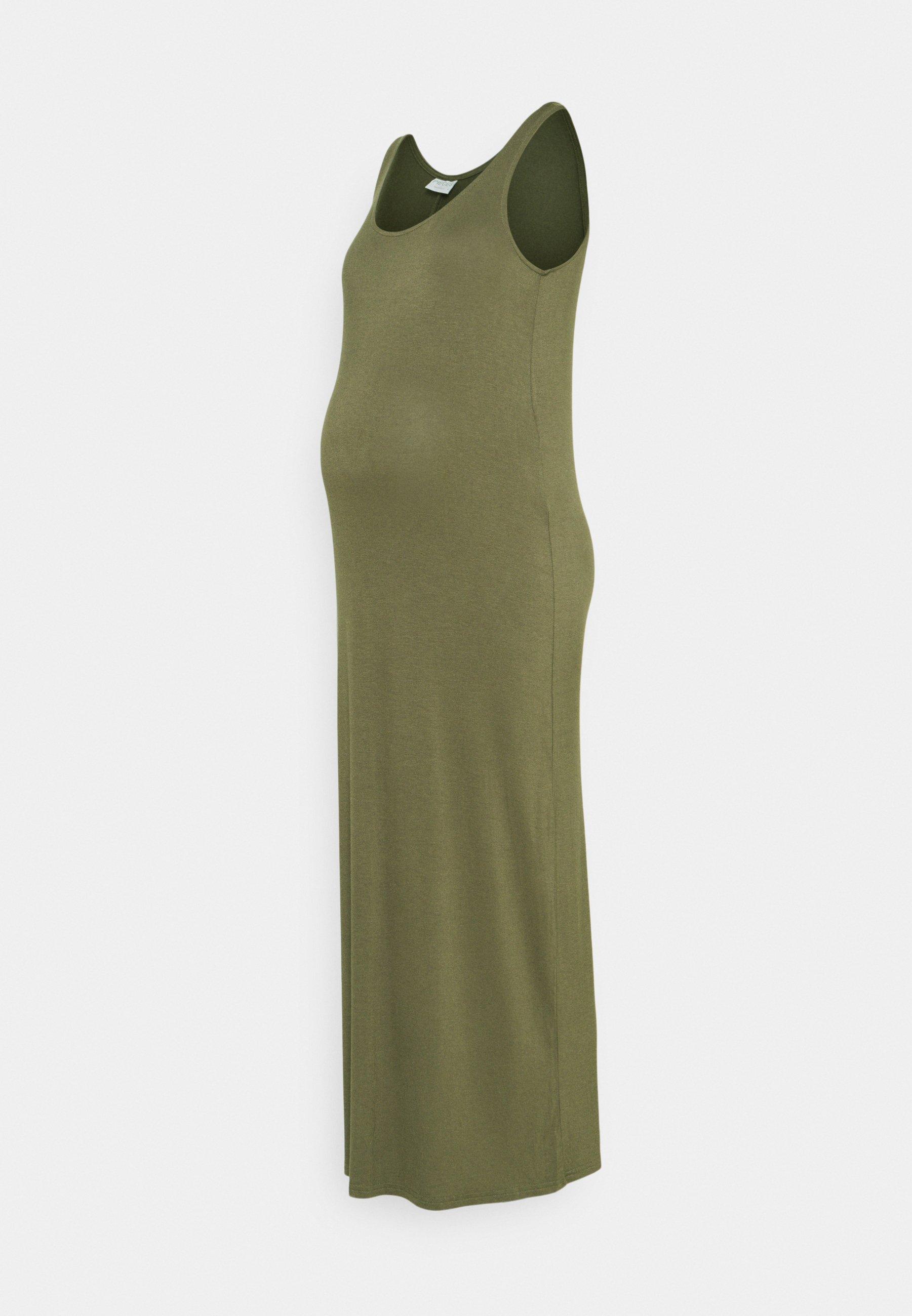 Mujer PCMKALLI MAXI TANK DRESS - Vestido largo