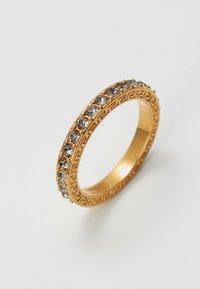 Versace - Ring - nero/oro tribute - 2