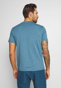 Vaude - ME CYCLIST  - T-Shirt print - blue gray - 2