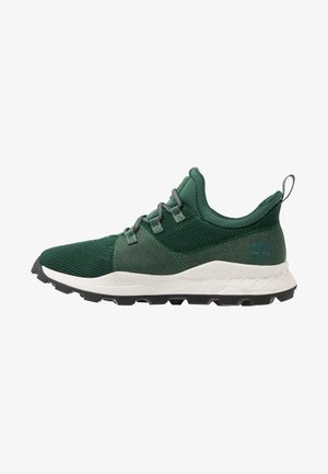 BROOKLYN - Trainers - dark green