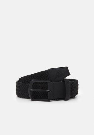 BRAIDED  - Belt - black
