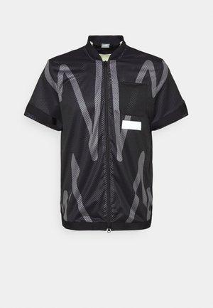SHOOTING - T-shirt print - black