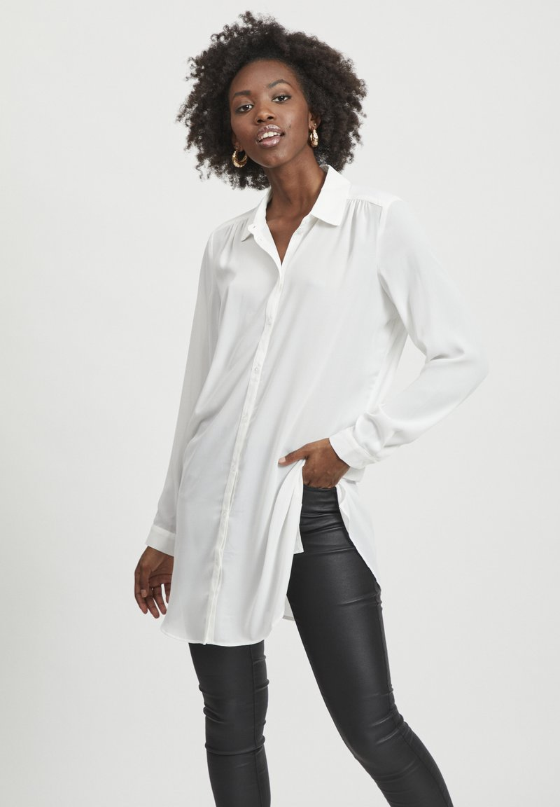 Vila - VILUCY NOOS - Skjorte - white