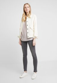 Freeman T. Porter - ALEXA - Slim fit jeans - grey denim - 1