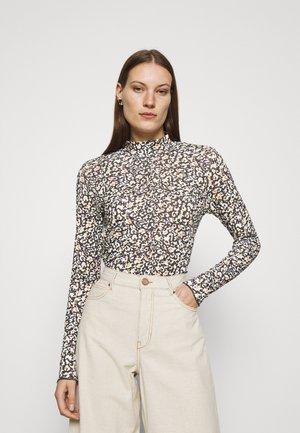 TERLA - Long sleeved top - black