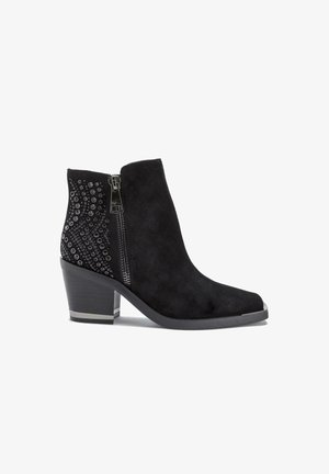 SILENE - Classic ankle boots - black