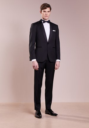 JOHN SAIMEN - Suit - black