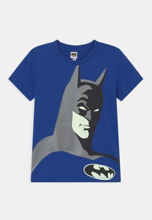 BATMAN - T-shirt print - mazarine blue