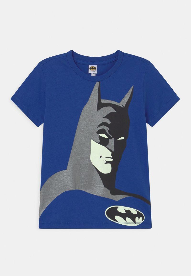 OVS - BATMAN - Print T-shirt - mazarine blue