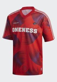 adidas Originals - T-shirts print - red - 10