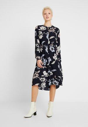 ONLNOVA LUX  MIRANDA DRESS - Shirt dress - night sky