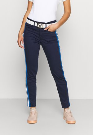 PANT - Trousers - french navy