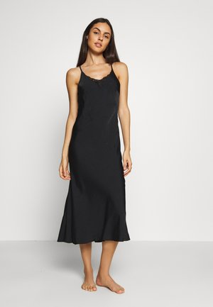 NIGHTDRESS  - Nattskjorte - black