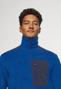 Norrøna - TROLLVEGGEN THERMAL PRO JACKET - Fleece jacket - blue - 3