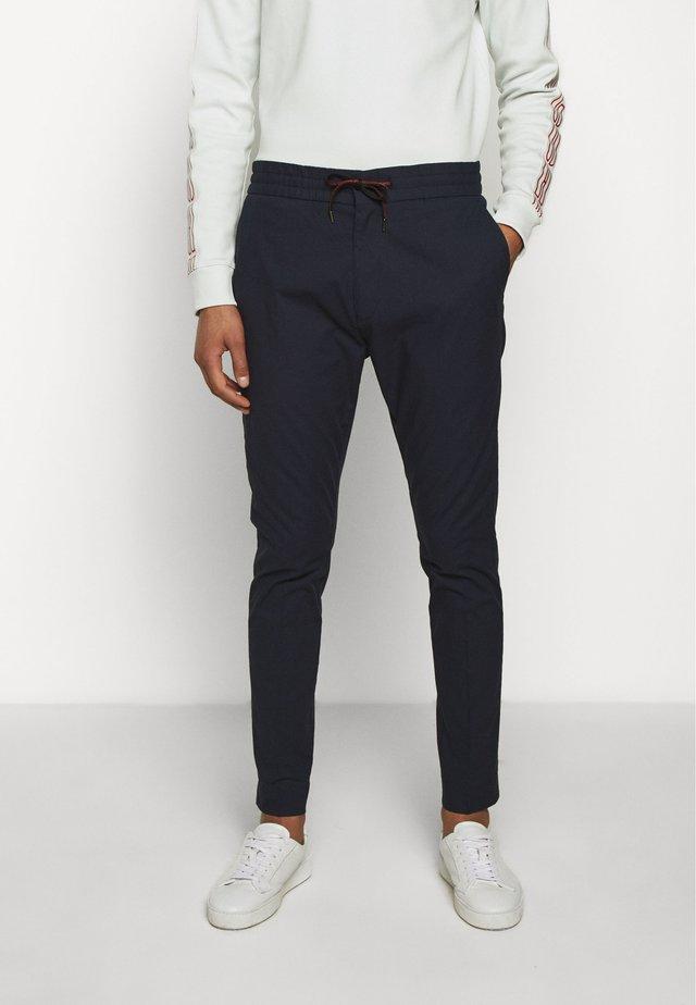 ZENNET - Trousers - navy