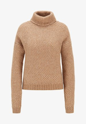C_FULLAM - Pullover - light brown