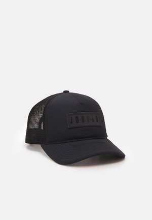 JORDAN AIR - Cap - black/black/black