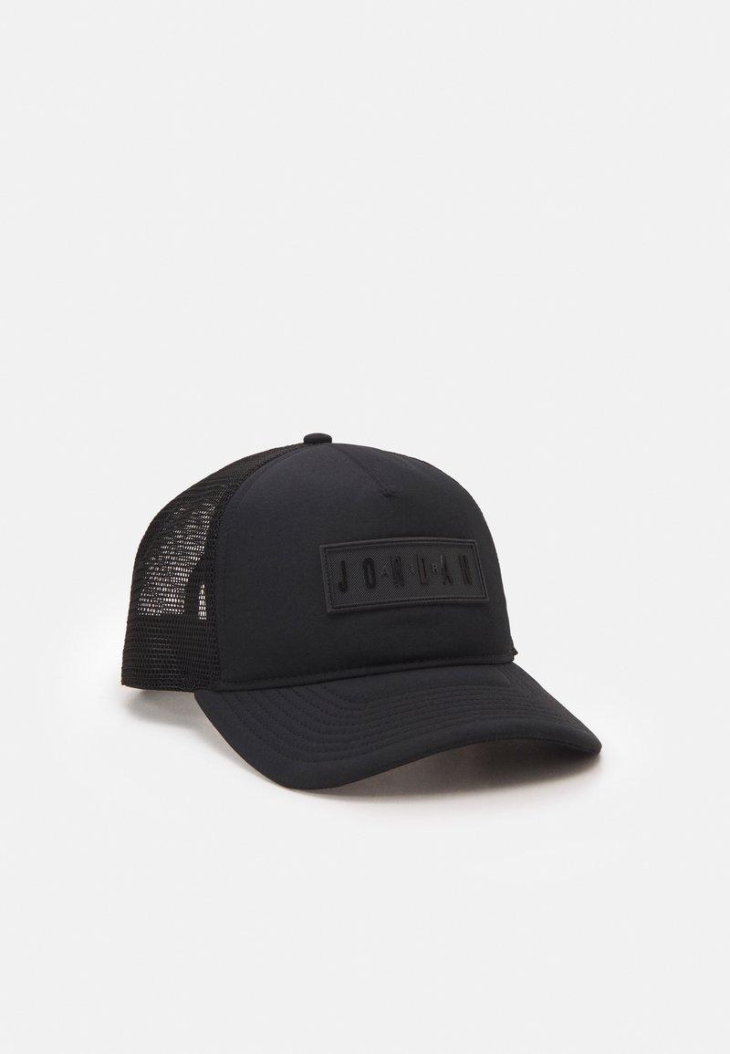 Jordan - JORDAN AIR - Cap - black/black/black