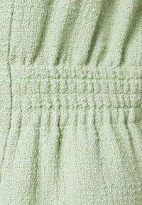 sandro - Day dress - vert amande - 6