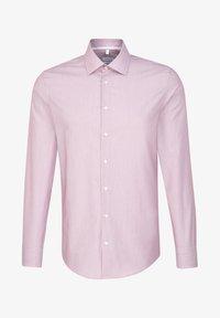 Seidensticker - BUSINESS - Formal shirt - rot - 6