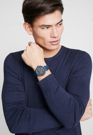 Kronografklockor - blue