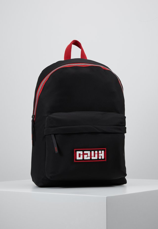 RECORD BACKPACK  - Batoh - black