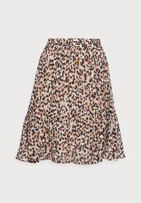 InWear - YASMEEN SKIRT - A-line skirt - natural forrest - 4