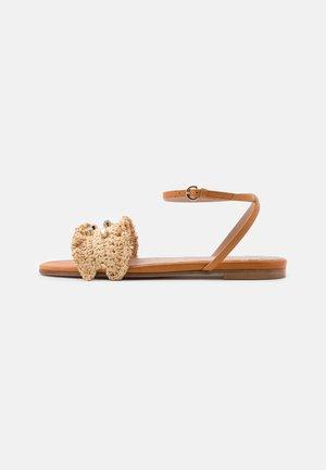Sandaler - naturale