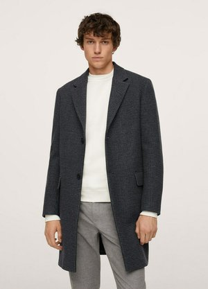 HOUNDSTOOTH  - Cappotto classico - light heather grey