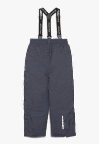 Minymo - SNOW PANT TUSSOR SOLID - Zimní kalhoty - ombre blue - 1