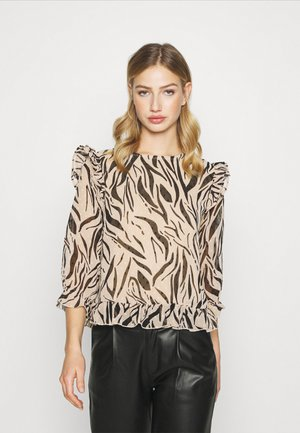 ONLLADY TOP - Blouse - sand