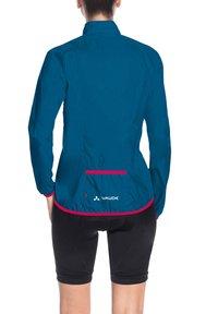 Vaude - Outdoor jacket - kingfisher/pink - 1