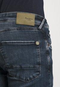Pepe Jeans - FINSBURY - Jeans slim fit - blue denim - 4