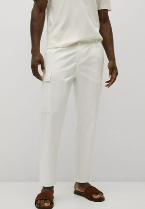 BRINDO - Pantaloni cargo - beige