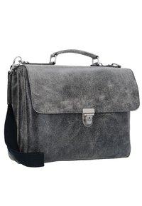 Leonhard Heyden - BOSTON - Briefcase - grey - 4