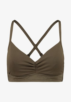 SEAFOLLY - Bikini top - olive