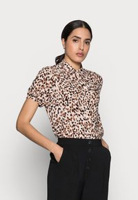 InWear - FIA SHIRT - Blouse - natural forrest - 0