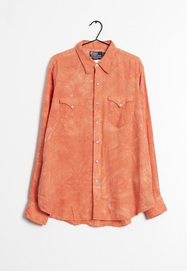 Chemise - orange
