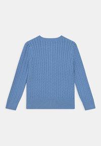 Polo Ralph Lauren - MINI CABLE - Gilet - sky blue - 1