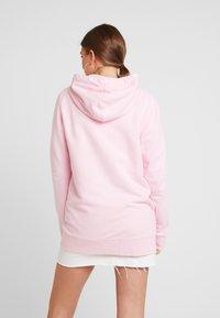 Superdry - GELSEY ZIPHOOD - Zip-up hoodie - powder pink - 2