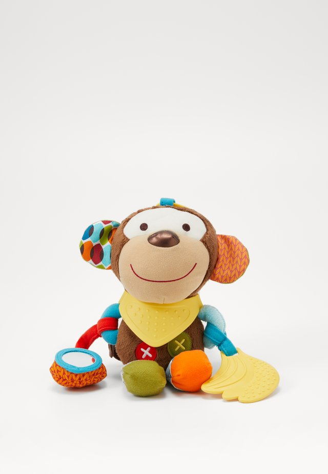 BANDANA BUDDIES MONKEY - Cuddly toy - multi-coloured/brown