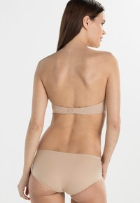 Calvin Klein Underwear - PERFECTLY FIT - Strapless BH - sanddune - 2