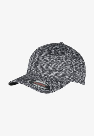 Cap - dark grey melange