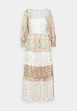 BIBI DRESS - Maksimekko - rainbow floral